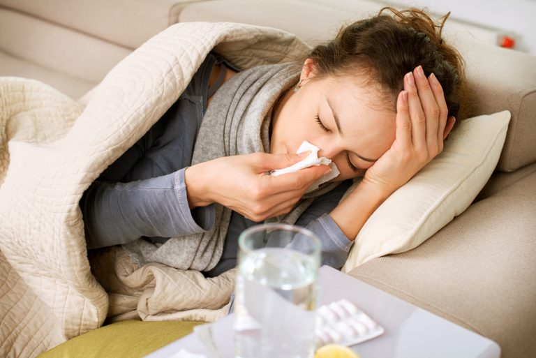 The Common Cold: When to Call Your Doctor