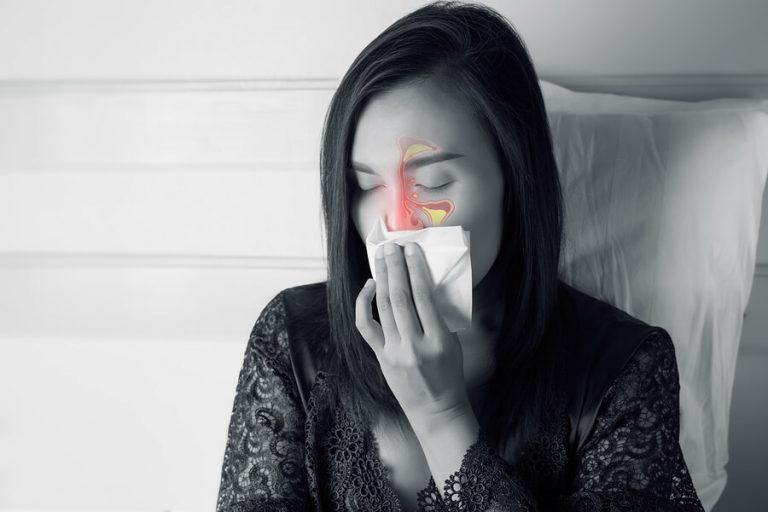 Essential Oils for Sinus Congestion