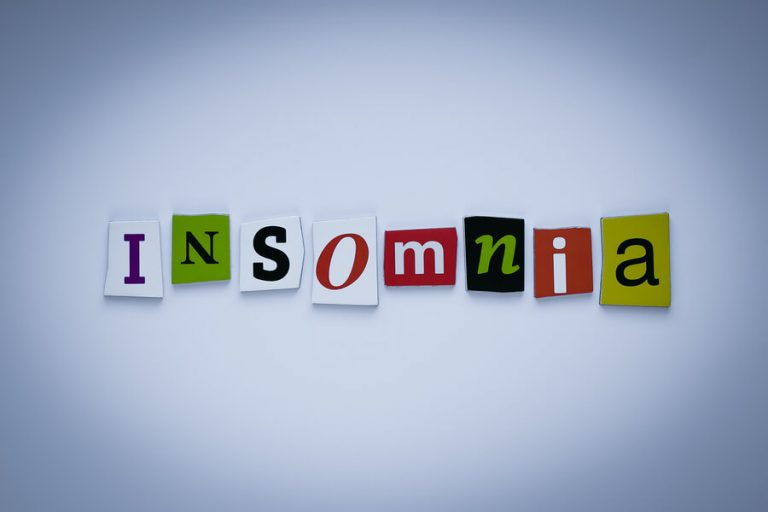 When Counting Sheep Doesn't Work | 20 Tips For Insomnia